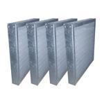 Caja de filtros ecológicos