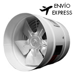 Extractor de aire axial en línea (Para ducto)