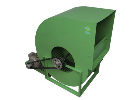 Extractor de aire centr fugo de turbina con transmision es - Extractor aire cocina ...