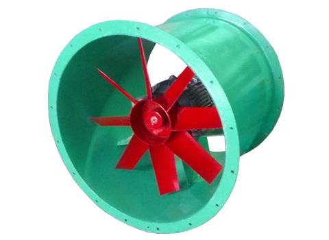 Extractor de aire Tubo axial Directo