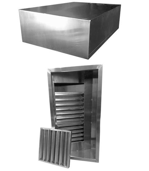 Sistema de extracción de aire completo para tu cocina