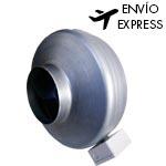 Extractor de aire centrífugo en línea Rosvent