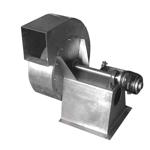 Extractor de aire para materiales pesados