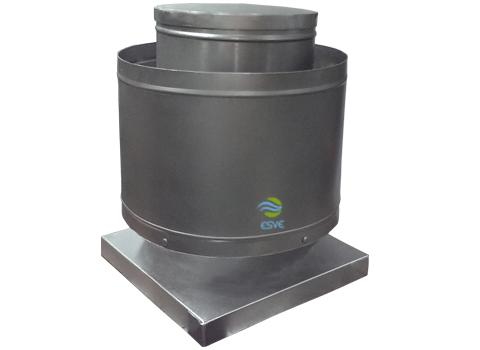 Extractor de aire hongo centr fugo uso industrial - Extractor aire cocina ...